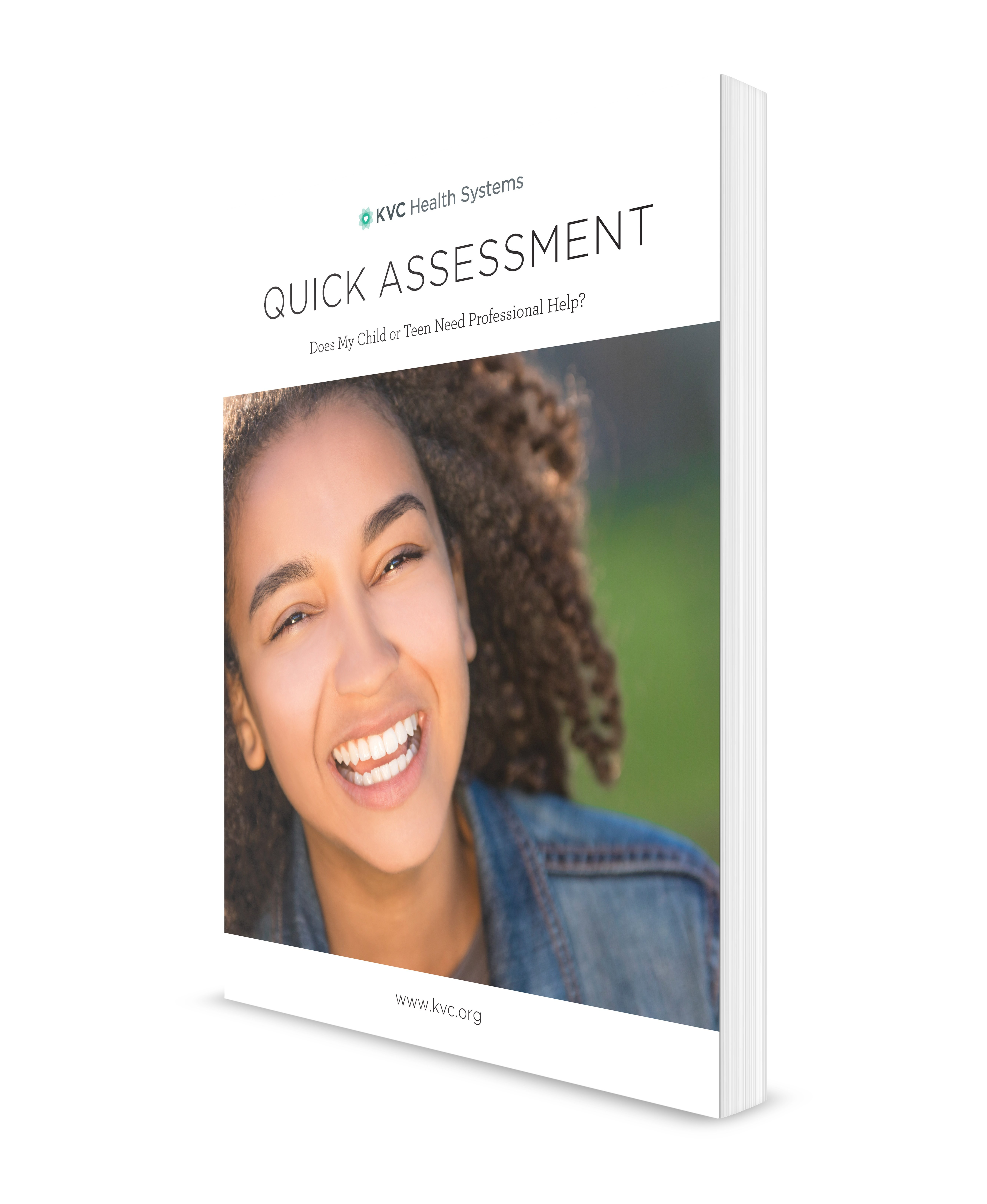 Quick Assessment Does My Child or Teen Need Professional Help